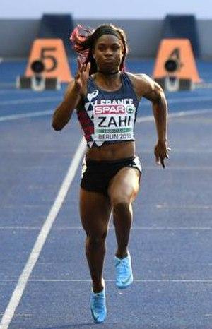 Carolle Zahi