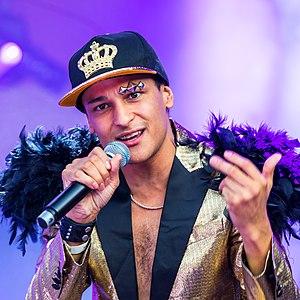 Prince Damien Ritzinger
