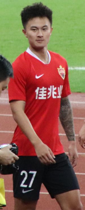 Zu Pengchao