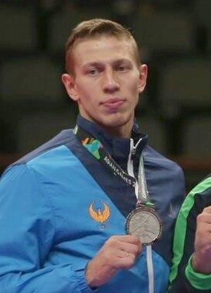 Dmitriy Shokin