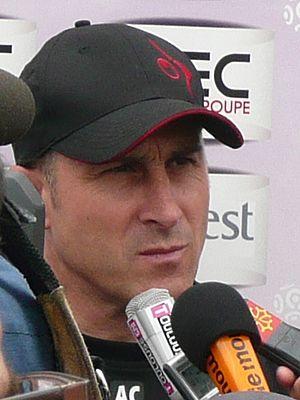 Alain Casanova