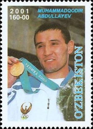 Muhammad Abdullaev