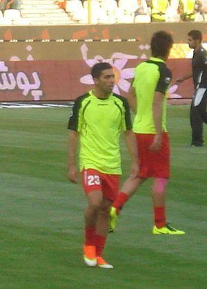 Amir Hossein Feshangchi