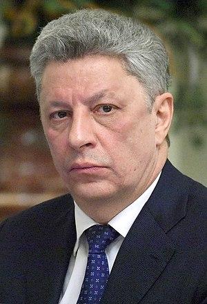Yuriy Boyko