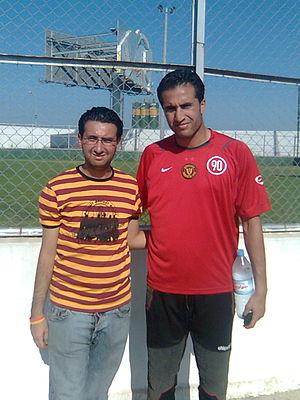 Hamdi Kasraoui