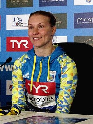 Olena Fedorova