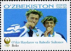 Utkirbek Haydarov