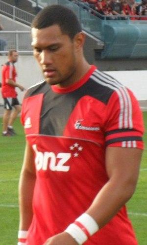 Robbie Fruean