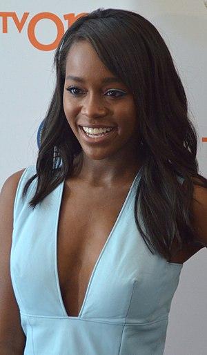 Aja Naomi King