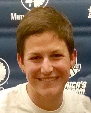 Caitlin Leverenz