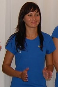 Olena Khomrova