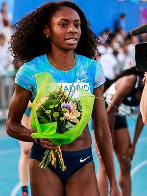 Courtney Okolo