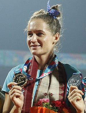 Viktoriya Zyabkina