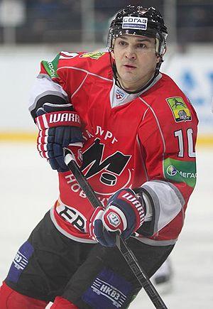 Dmitri Chernykh