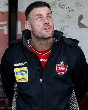 Tony Stokes