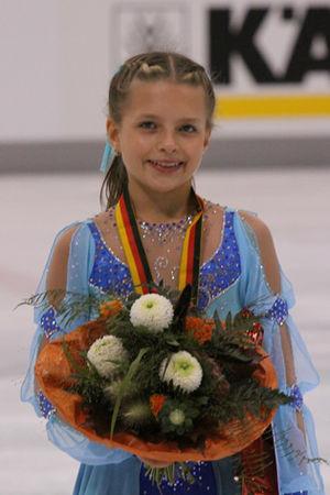 Polina Agafonova