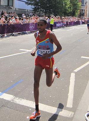 Samuel Tsegay