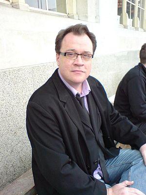 Russell T Davies