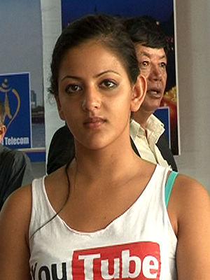 Shreya Dhital
