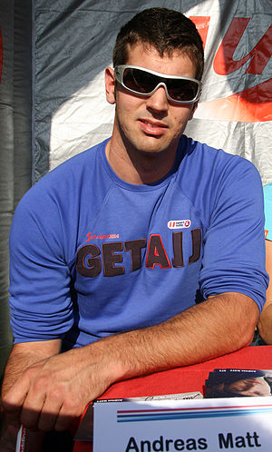 Andreas Matt