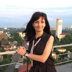 Anastasiya Voznyak