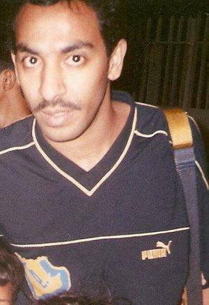 Fahad Al-Mehallel