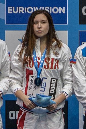 Rozaliya Nasretdinova
