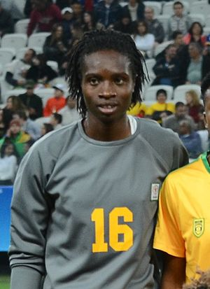 Lindiwe Magwede