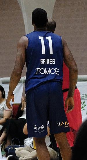 Nigel Spikes