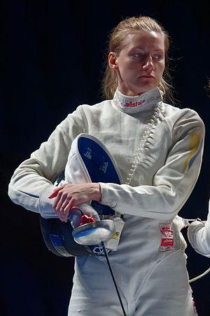 Olena Kryvytska