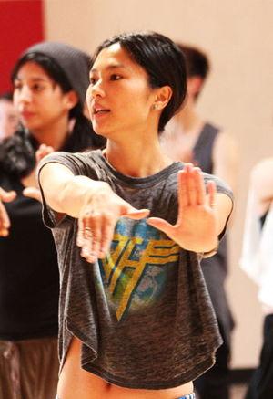 Rino Nakasone