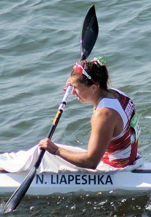 Nadzeya Liapeshka