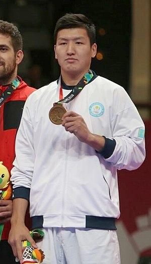 Ruslan Zhaparov