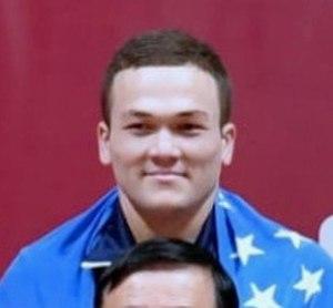 Adkhamjon Ergashev