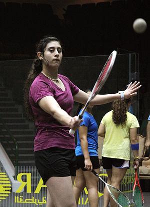 Nour El Sherbini